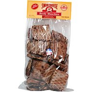 Smokehouse USA Beefy Munchies Dog Treats, 1-lb bag