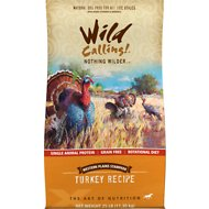 Wild Calling Western Plains Stampede Turkey Recipe Grain-Free Dry Dog Food, 25-lb bag
