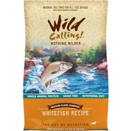 Wild Calling Western Plains Stampede Whitefish Recipe Grain-Free Dry Dog Food, 13-lb bag
