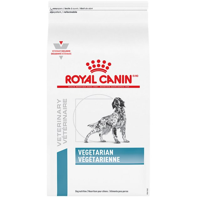 royal canin veterinary diet vegetarian formula dry dog. Black Bedroom Furniture Sets. Home Design Ideas