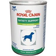 Royal Canin Veterinary Diet Satiety Support Canned Dog Food, 13.4-oz, case of 24
