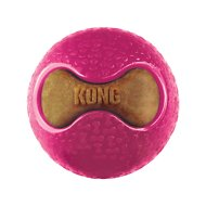KONG Marathon Ball Dog Toy, Color Varies, Small