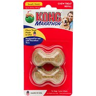 KONG Marathon Chew Refill Dog Treat, Small