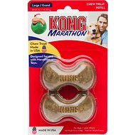 KONG Marathon Chew Refill Dog Treat, Large