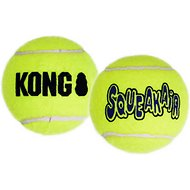 KONG AirDog Squeakair Ball Dog Toy, X-Large