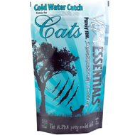 Vital Essentials Cold Water Catch Entree Nibblets Grain-Free Freeze-Dried Cat Food, 8-oz bag