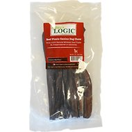 Nature's Logic Beef Pizzle Dog Treats, 1-lb bag