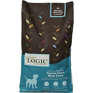 Nature's Logic Canine Lamb Meal Feast Dry Dog Food, 15.4-lb bag