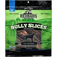 Redbarn Naturals Bully Slices Dog Treats, 9-oz bag