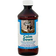 NaturVet Pet Organics Calm Down for Cats, 8-oz bottle