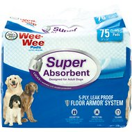 Wee-Wee Pads for Adult Dogs, 24