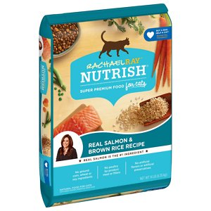 Rachael Ray Nutrish Natural Salmon Brown Rice