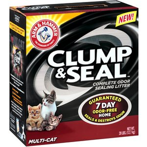 6 Best Dust Free Cat Litters 2019 Low Dust Clumping