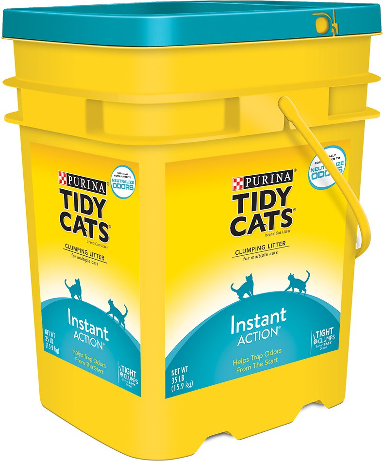 Get cat litter designed to keep your home smelling fresh – and keep your cat happy. With a wide range of scents, formulas and textures, including scented and un-scented options, pellets and crystals, clumping, natural, flushable, and multi- and single-cat solutions, you can find the right cat litter for your space, and favorite feline.