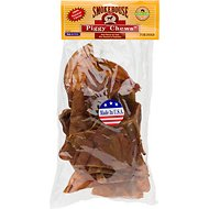 Smokehouse USA Piggy Chews Dog Treats, 20 pack