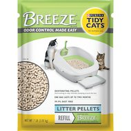 Tidy Cats Breeze Cat Litter Pellets, 7-lb bag