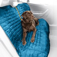 Kurgo Loft Car Bench Dog Seat Cover, Blue