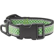 Kurgo Reflect & Protect Dog Collar, Green, Small