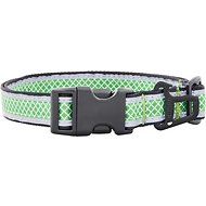 Kurgo Reflect & Protect Dog Collar, Green, Large