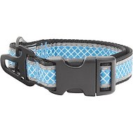 Kurgo Reflect & Protect Dog Collar, Blue, Small