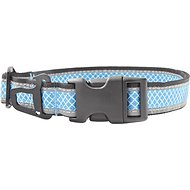 Kurgo Reflect & Protect Dog Collar, Blue, Large