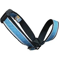 Kurgo Snout About Dog Head Halter, Blue, Medium