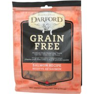 Darford Salmon Recipe Grain-Free Dog Treats, 12-oz bag
