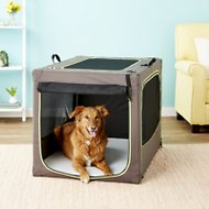 K&H Pet Products Classy Go Soft Pet Crate, Giant