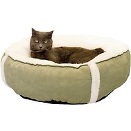 K&H Pet Products Sleepy Nest Pet Bed, Sage, Large