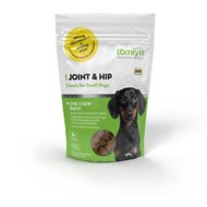 Tomlyn Joint & Hip Chews with MSM and Glucosamine for Small Dogs
