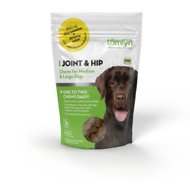Tomlyn Joint & Hip Chews with MSM and Glucosamine for Medium & Large Dogs, 30 count