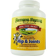 Ferrera Farms Bee The Best Hip & Joints Dog Supplement, 40 tablets
