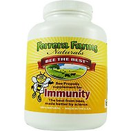 Ferrera Farms Bee The Best Immunity Dog Supplement, 60 tablets