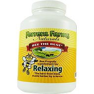Ferrera Farms Bee The Best Relaxing Dog Supplement, 60 tablets