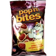 Pop'n Bites Select Cuts Dog Treats, 3.5-oz bag
