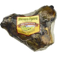 Ferrera Farms Short Beef Knuckle Bone Dog Treats