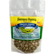 Ferrera Farms Green Tripe Freeze-Dried Dog Treats, 8-oz bag