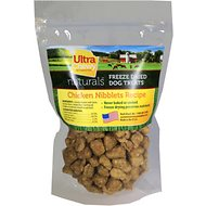 Ultra Chewy Chicken Freeze-Dried Dog Treats, 5.5-oz bag