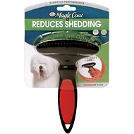 Four Paws Magic Coat Shedding Rake for Dogs