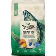 Purina Beyond Grain-Free Ocean Whitefish & Egg Recipe Dry Cat Food, 11-lb bag