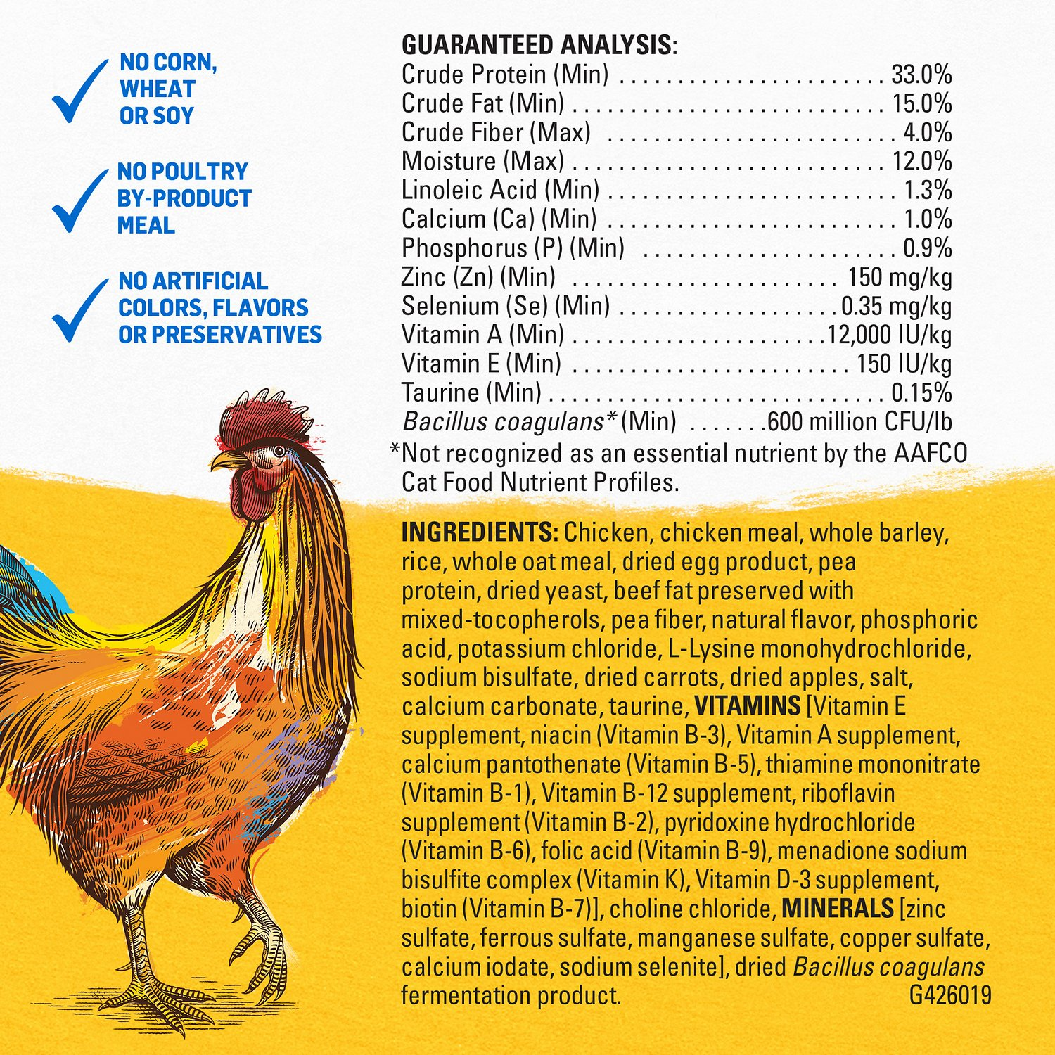 New Dry Food With Meat By Purina