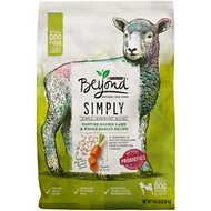 Purina Beyond Simply 9 Ranch Raised Lamb & Whole Barley Recipe Dry Dog Food, 14.5-lb bag