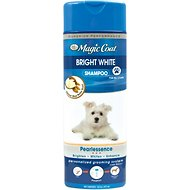 Four Paws Magic Coat Bright White Shampoo for Dogs, 16-oz bottle