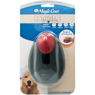 Four Paws Magic Coat 2-in-1 Brush & Dispenser for Dogs