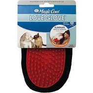 Four Paws Magic Coat Love Glove Grooming Mitt for Dogs