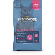 Blackwood Chicken Meal & Rice Recipe Adult Dry Cat Food, 4-lb bag
