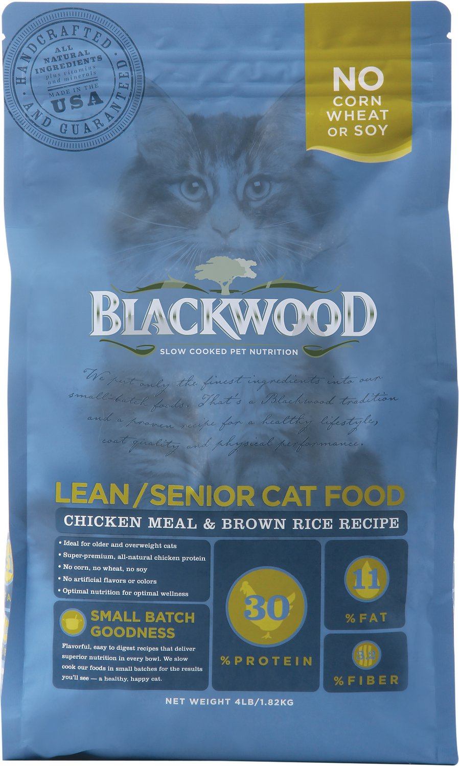 Blackwood chicken meal rice recipe lean dry cat food 1322 lb video forumfinder Choice Image