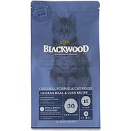 Blackwood Chicken Meal & Corn Recipe Original Formula Dry Cat Food, 4-lb bag