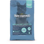 Blackwood Duck Meal, Salmon Meal & Field Pea Grain-Free Dry Cat Food, 13.22-lb bag