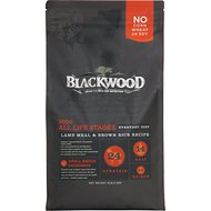 Blackwood 3000 Lamb Meal & Brown Rice Recipe Everyday Diet Dry Dog Food, 30-lb bag